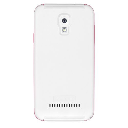 Seidio CSWSSGS4-WP OBEX Waterproof Case for Samsung Galaxy S4 - White/Pink The price is $39.99.