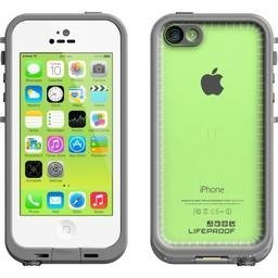 Lifeproof iPhone 5c Fre Case - Carrying Case - White/Clear The price is $64.99.