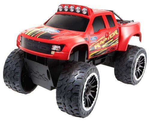 Hot Wheels R/C Ford F150 Raptor Truck
