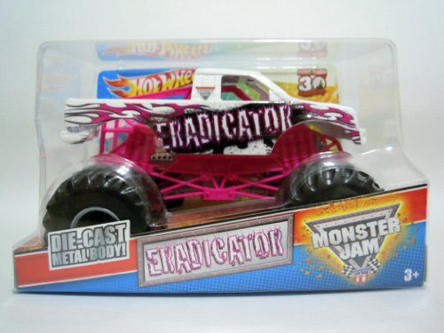2012 ERADICATOR 30th Anniversary Edition - 1:24 Scale (Large Version) Hot Wheels Monster Jam Truck w