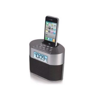 Dual Alarm Iphone/ipod Gunmeta