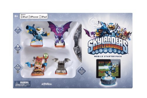 Skylanders Battlegrounds: Mobile Starter Pack - iOS The price is $26.99.