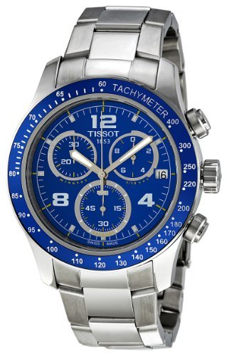 Tissot Men's T039.417.11.047.02 Blue Dial Watch The price is $269.99.