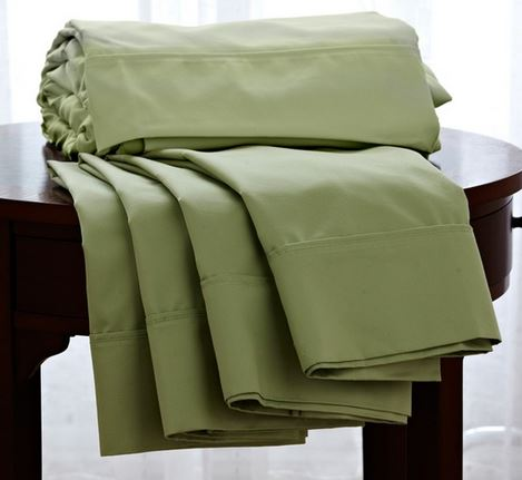 Lafayette 6pc 1000tc Easy Care Sheet Set The price is $49.99.