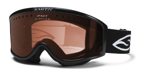 Smith Monashee OTG Airflow Goggle (RC36, Black) The price is $21.99.