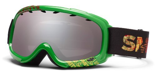 Smith Optics Gambler Goggle (Irie Fader Frame, Ignitor Mirror Lens) The price is $18.99.