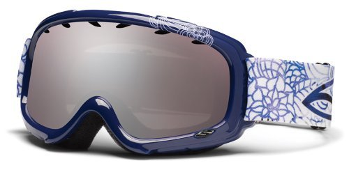 Smith Optics Gambler Goggle (Violet Jolene Frame, Ignitor Mirror Lens) The price is $18.99.