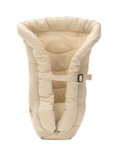 ERGObaby Performance Infant Insert, Natural The price is $25.99.