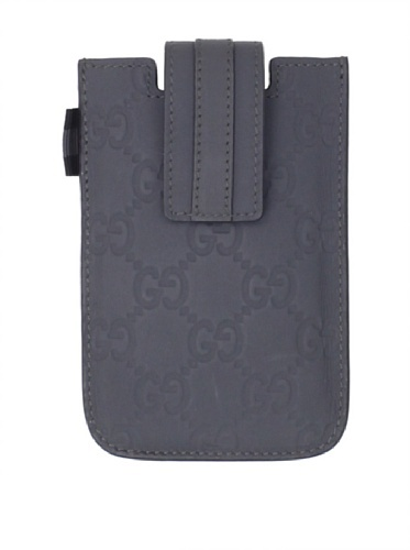 Gucci Women's Gucci iPhone Case, Grey The price is $121.99.