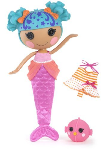 Lalaloopsy Sew Magical Mermaid Doll, Sand E Starfish The price is $21.99.