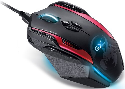 Genius Professional Gaming Mouse (GX-Gaming Gila) The price is $45.99.